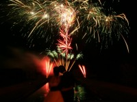 Fireworks Eynsham